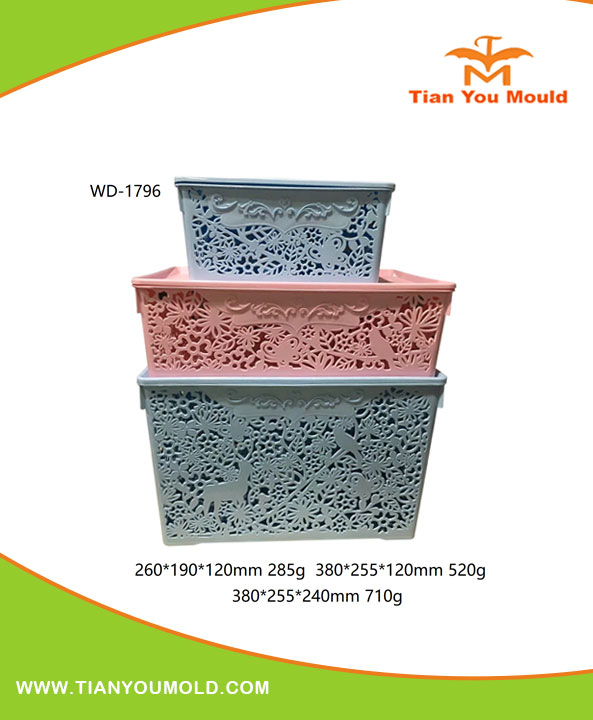 ready & used moulds 23
