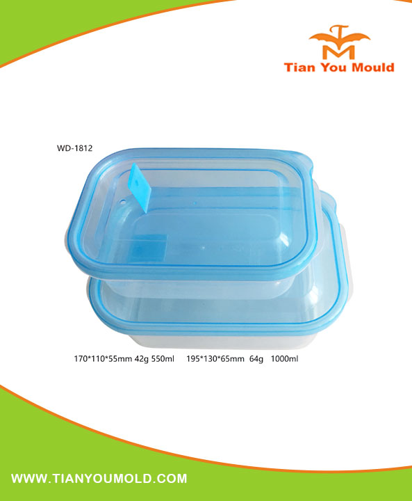 ready & used moulds 25