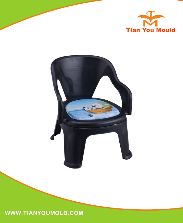 stool & baby chair mould 21